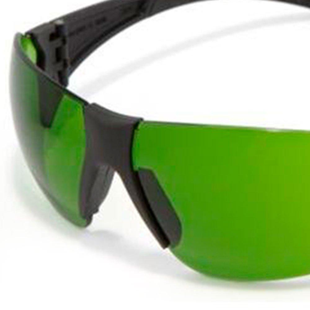 Óculos de Proteção Java Verde - Imagem zoom