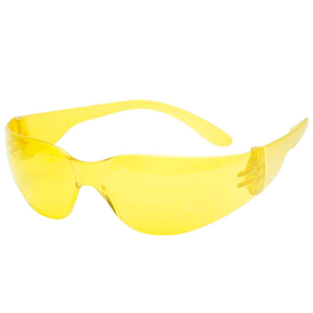 Óculos de Proteção Leopardo Amarelo - Imagem zoom