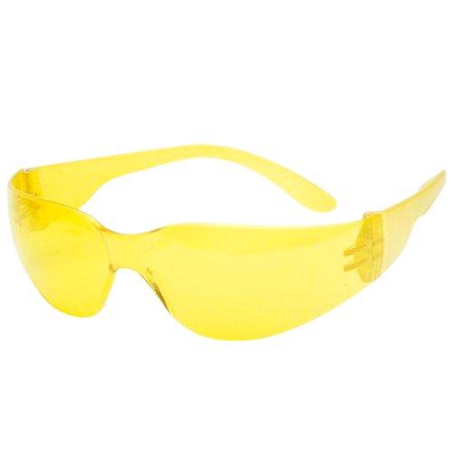 55ed1361c9c3a Oculos de Protecao Leopardo Amarelo - KALIPSO-010411 - R  4.39 na ...