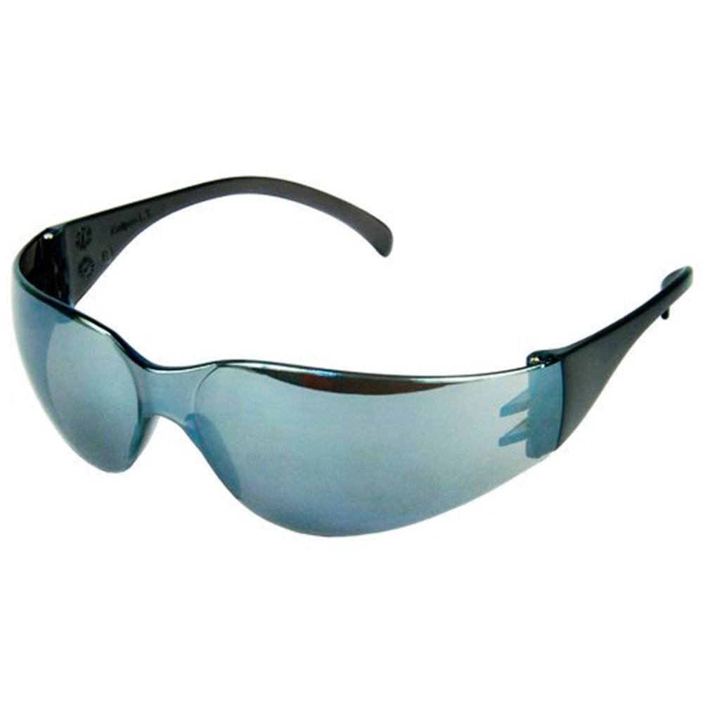 2349257eb6bb9 Óculos de Proteção Leopardo Cinza Espelhado - KALIPSO-01.04.4.2 - R ...