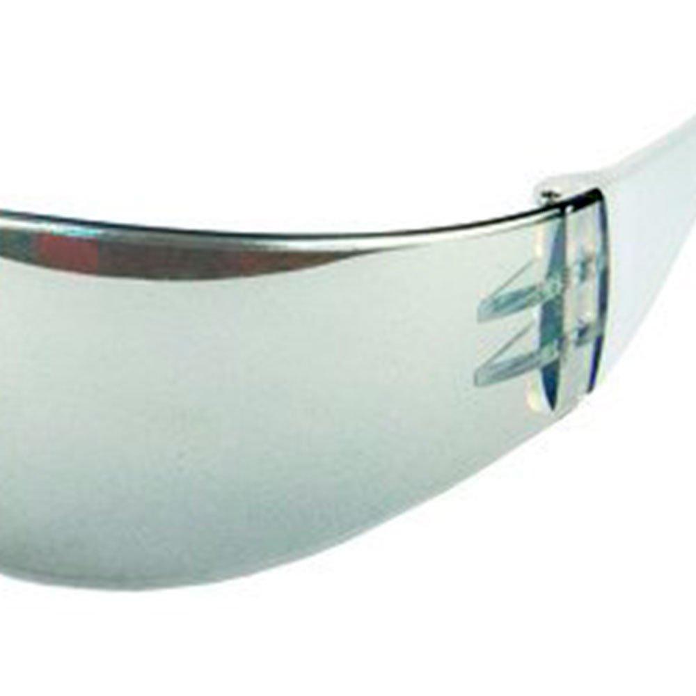 Óculos de Proteção Leopardo Incolor Espelhado - Imagem zoom