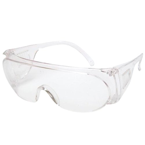 d197437e04942 Oculos de Protecao Panda Incolor - KALIPSO-010713 - R  7.90 Leve ...