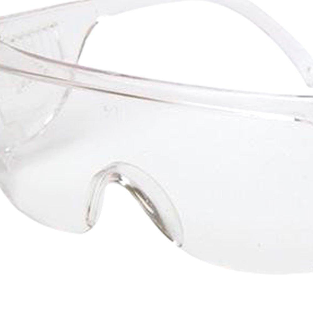 Óculos de Proteção Panda Incolor - Imagem zoom