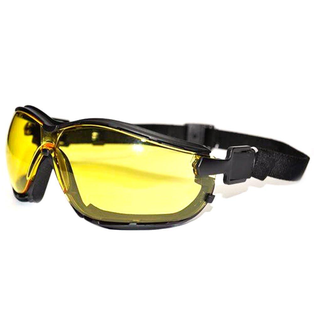 32e3d4a27561c Óculos de Proteção Tahiti Amarelo - KALIPSO-01.18.2.1 - R 39.99 ...