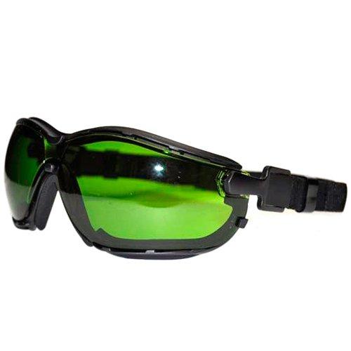 óculos de proteção tahiti verde anti-embaçante