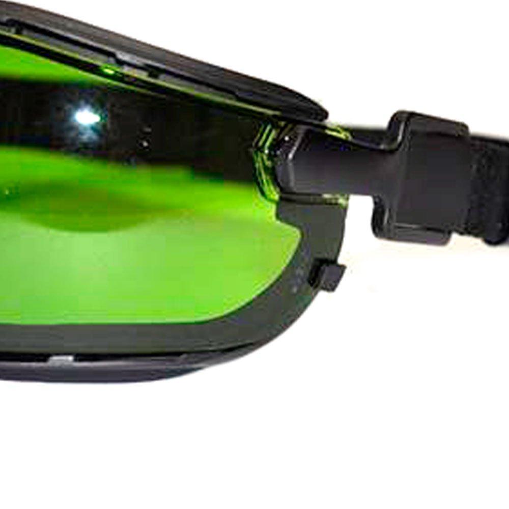 Óculos de Proteção Tahiti Verde Anti-Embaçante - Imagem zoom