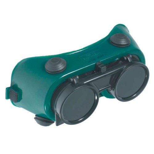 óculos cg 250 com visor articulado redondo sem lentes