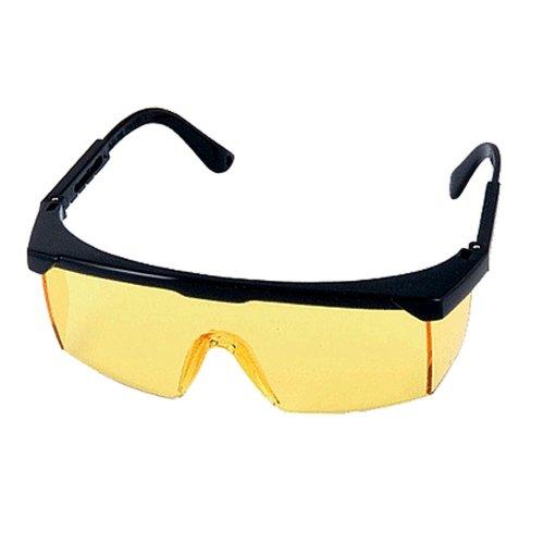 óculos de segurança foxter âmbar