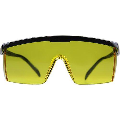 óculos de proteção amarelo anti-risco spectra 2000