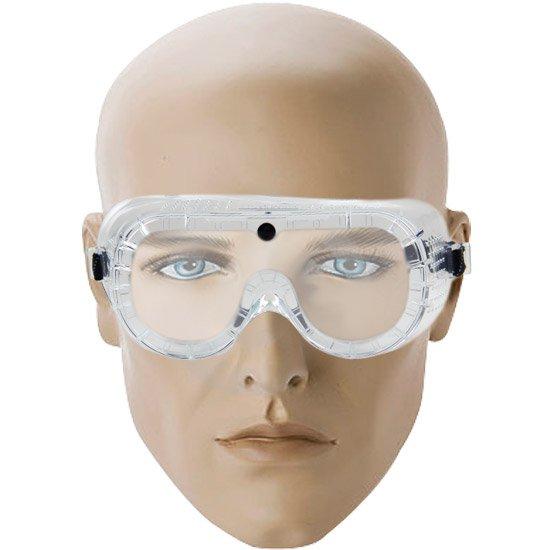 a8a6017235d2a Óculos de Segurança Ampla Visão Perfurado - VONDER-7041050000 - R ...