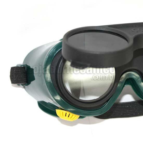 Óculos maçariqueiro Articulado - Imagem zoom