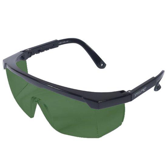 Óculos de Segurança Nitro com Lente Verde  - Imagem zoom