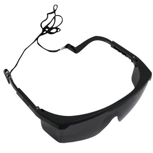 óculos de segurança nitro - lente cinza