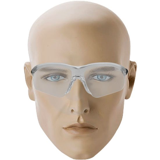 Óculos de Segurança Aero com Lente Incolor  - Imagem zoom