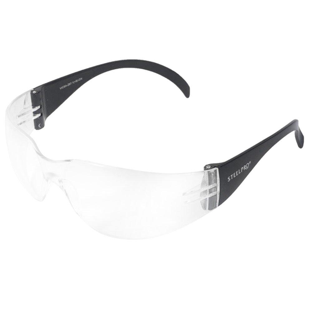 Óculos de Segurança Lente Incolor SPY - STEEL PRO-VIC52110 - R 3.43 ... bf0225282d