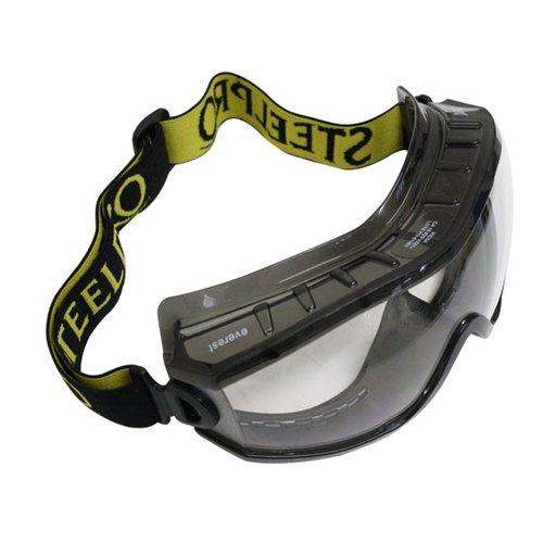 óculos de segurança everest com ampla visão - incolor