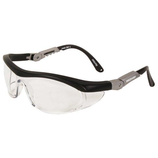 Óculos de Segurança Discovery - Lente Incolor   - Imagem zoom