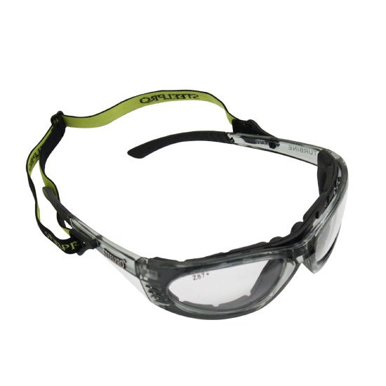 Óculos de Segurança - Turbine com Lente Incolor - STEEL PRO-656358 ... 88cb28a961