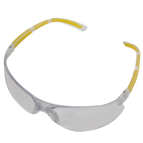 óculos de segurança mercury - lente incolor