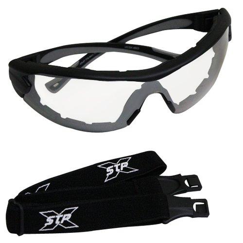 óculos de segurança militar delta com lente incolor