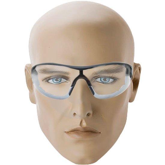 Óculos de Segurança Militar Delta com Lente Incolor - Imagem zoom
