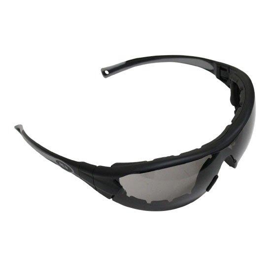 a0fe6507180a4 Óculos de Segurança Militar Delta com Lente Cinza - STEEL PRO ...