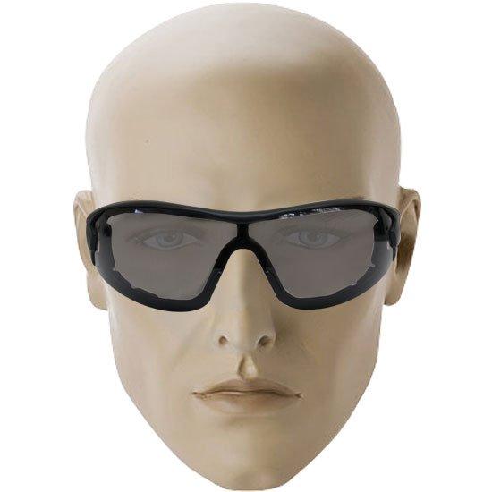 Óculos de Segurança Militar Delta com Lente Cinza - Imagem zoom