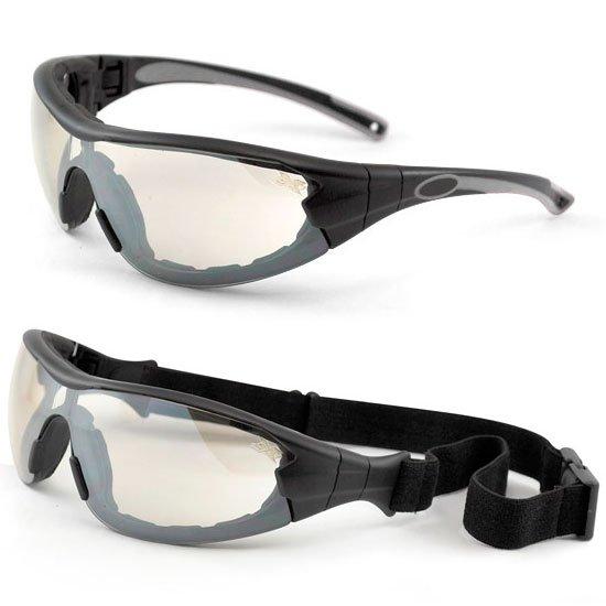 Óculos de Segurança Delta Militar com  Lente Incolor Out  - Imagem zoom