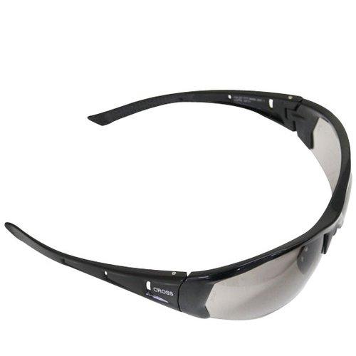 óculos de segurança - militar cross com lente cinza