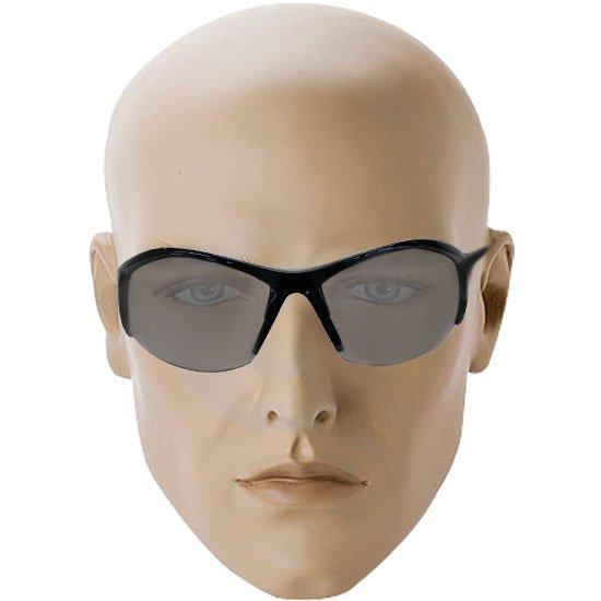 Óculos de Segurança - Militar Cross com Lente Cinza - Imagem zoom