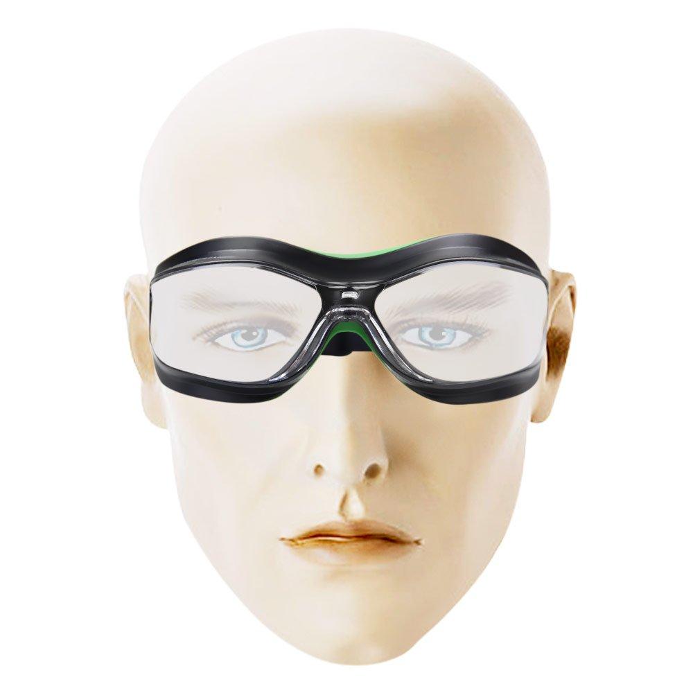 Óculos de Proteção Ampla Visão Helíx - Incolor - Imagem zoom