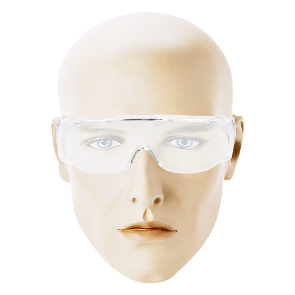 Óculos de Segurança Pró Vision Incolor - Imagem zoom