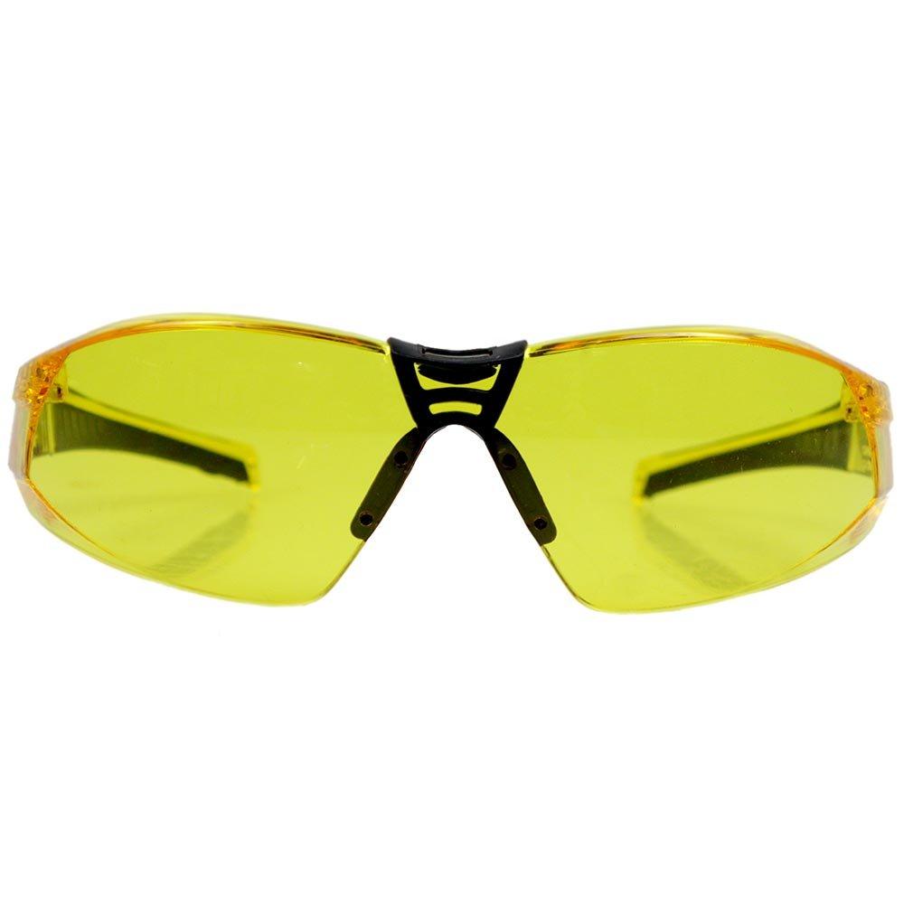 Óculos de Segurança Cayman Sport com Lente Âmbar Anti Embaçante - Imagem  zoom 5984a3bc48