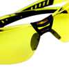 Óculos de Segurança Cayman Sport com Lente Âmbar Anti Embaçante - Imagem 4