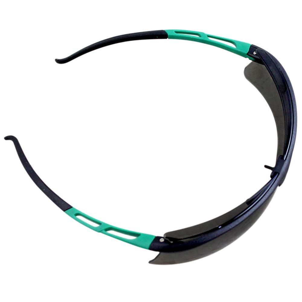 Óculos de Segurança Wind com Lente Cinza Anti Embaçante - Imagem zoom