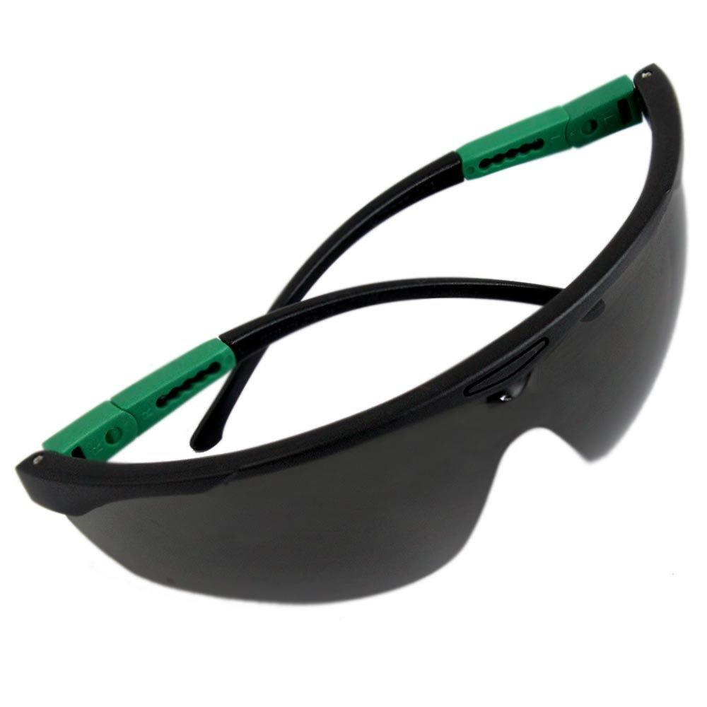 Óculos de Segurança Targa com Lente Cinza Anti Embaçante - Imagem zoom
