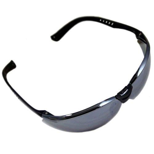 óculos de segurança cayman cinza espelhado