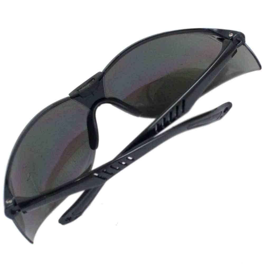 Óculos de Segurança Cayman Cinza Espelhado - Imagem zoom