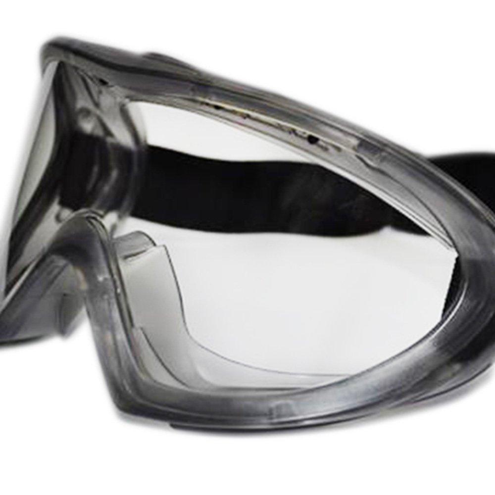 Óculos de Segurança Angra Ampla-Visão com Antiembaçante Incolor - Imagem zoom