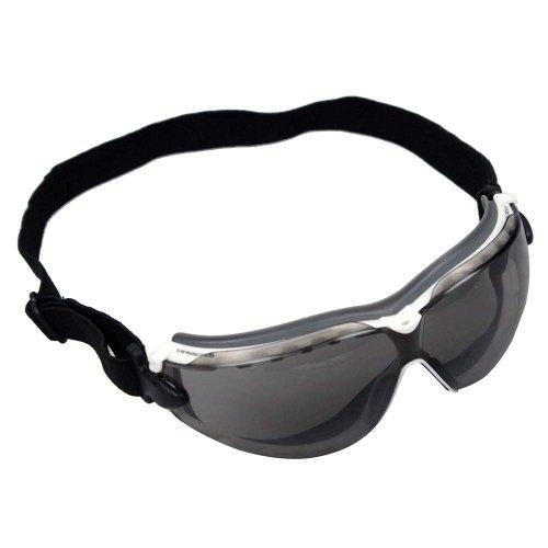 Oculos de Seguranca Ampla Visao com Antiembacante Cinza - Aruba ... 8516d77487
