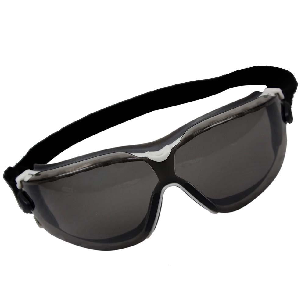 Óculos de Segurança Ampla Visão com Antiembaçante Cinza - Aruba - Imagem  zoom 66f3cb0349