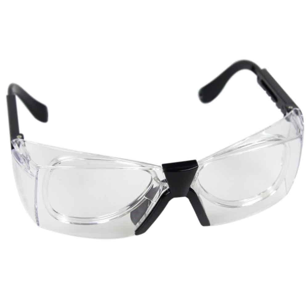 6da9f396629cd Óculos de Segurança Incolor com Armação - Castor II - KALIPSO-01.08 ...