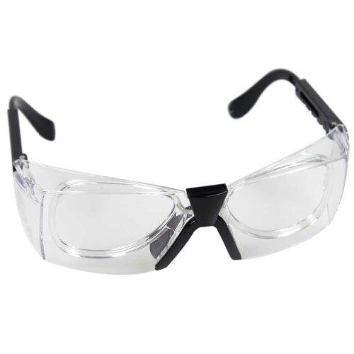 Oculos de Seguranca Incolor com Armacao - Castor II - KALIPSO-010813 ... 096b22273c