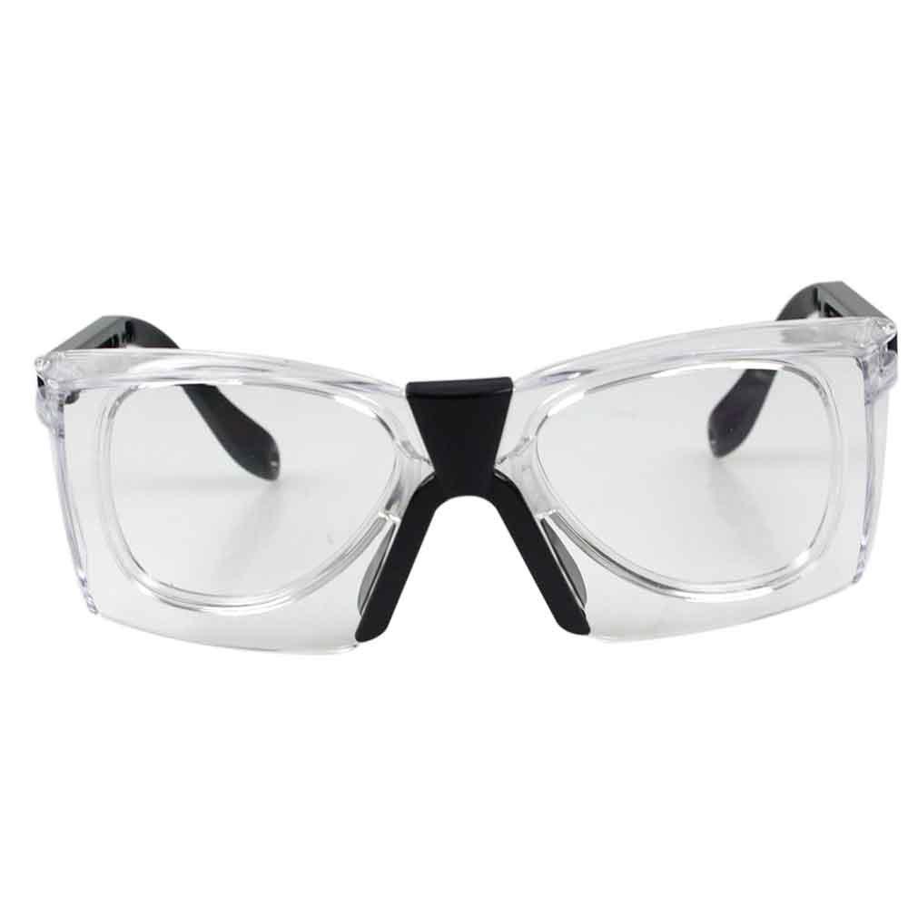 ade6fcae3f9c2 Óculos de Segurança Incolor com Armação - Castor II - KALIPSO-01.08 ...