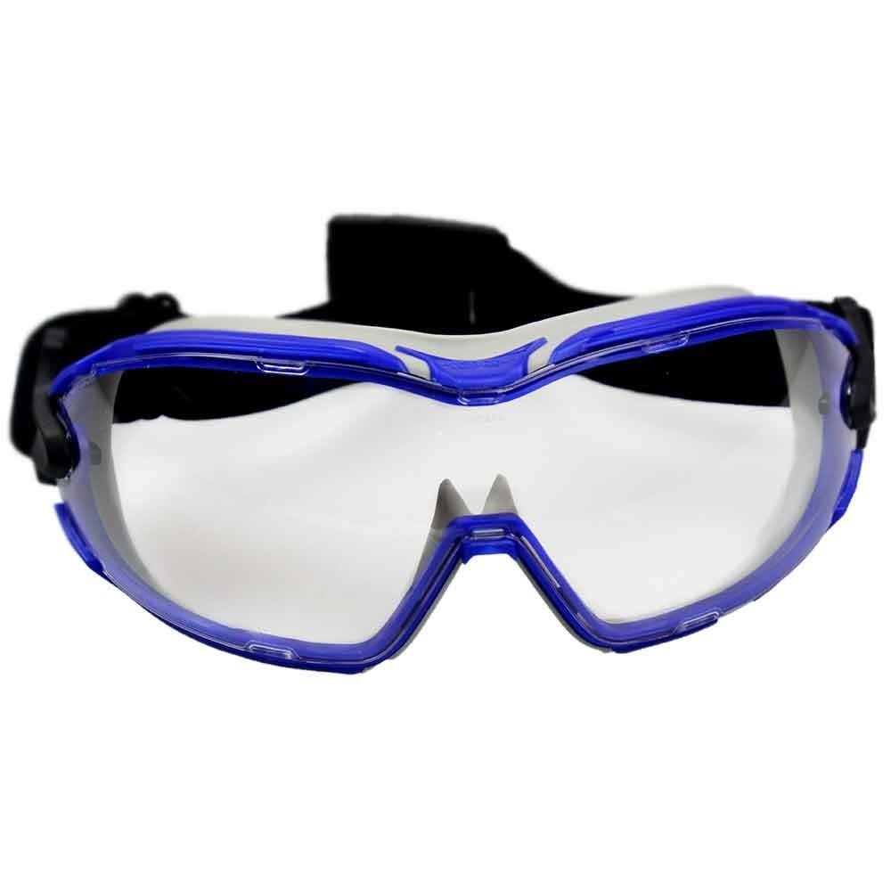 Óculos de Segurança Ampla Visão Incolor Antiembaçante - Vancouver - Imagem  zoom 8f37ab1014