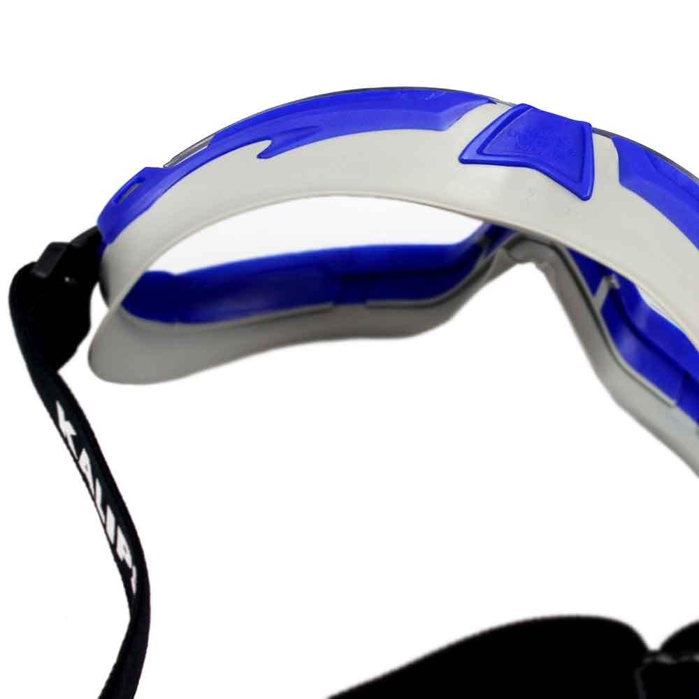 Óculos de Segurança Ampla Visão Incolor Antiembaçante - Vancouver - Imagem zoom