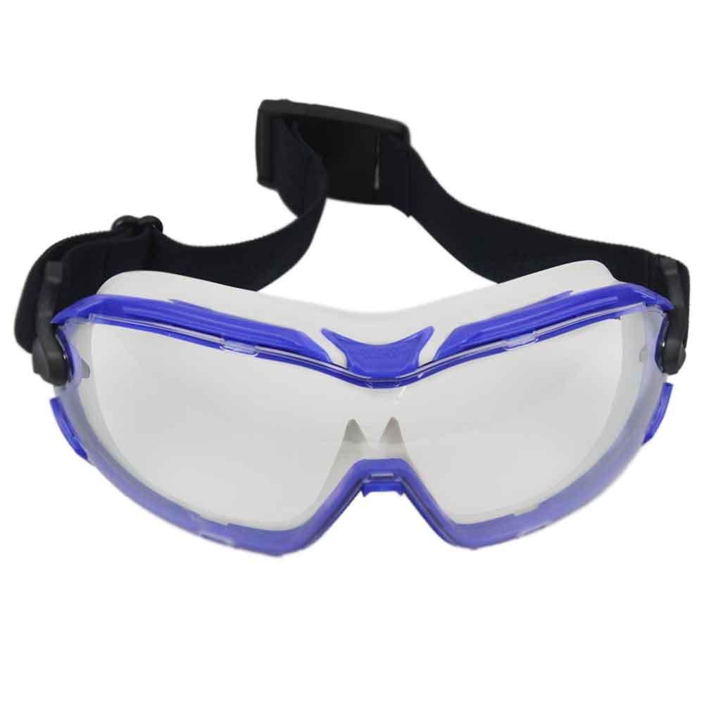 Óculos de Segurança Ampla Visão Incolor Antiembaçante - Vancouver - Imagem  zoom bd083dcdd4