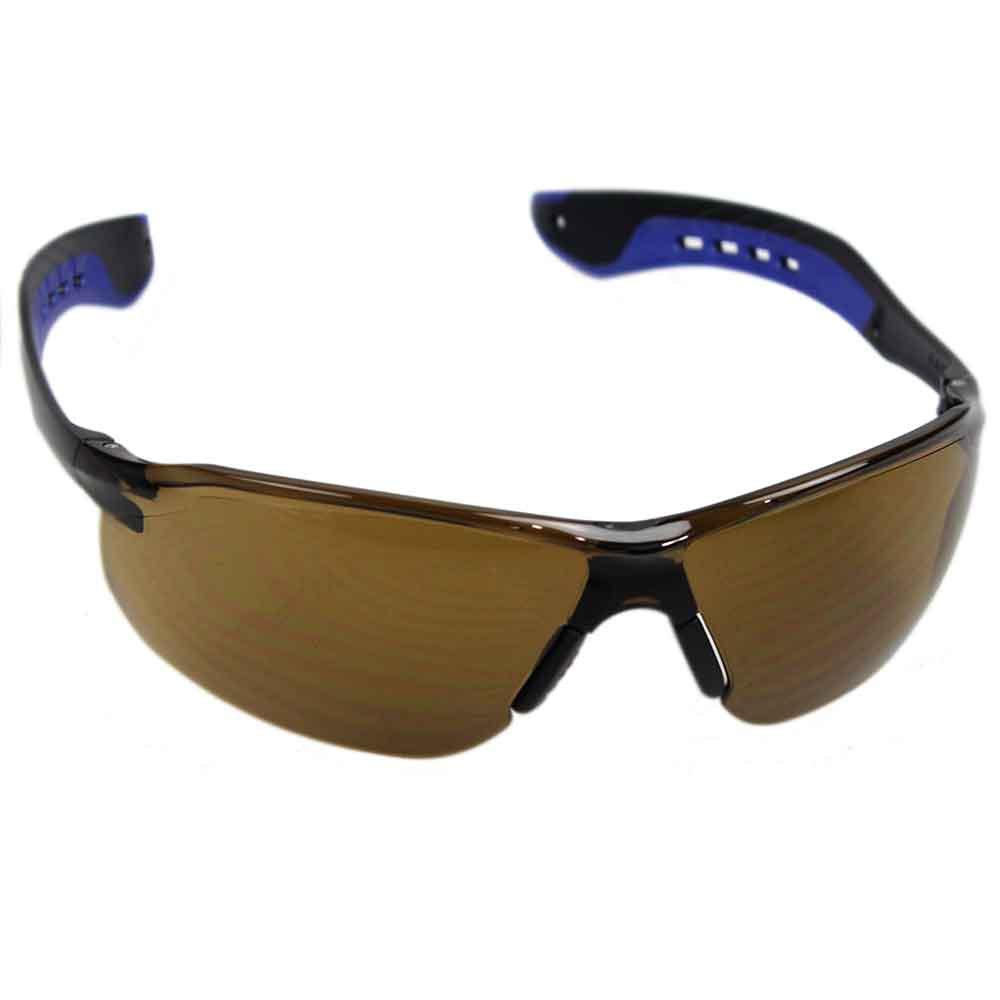 6bec1fe9a98d5 Óculos de Segurança Marrom - Jamaica - KALIPSO-01.20.1.3 - R 15.99 ...