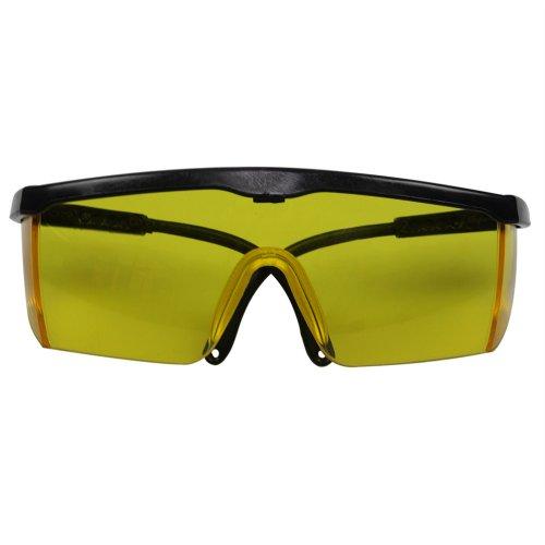 óculo de proteção amarelo- rj