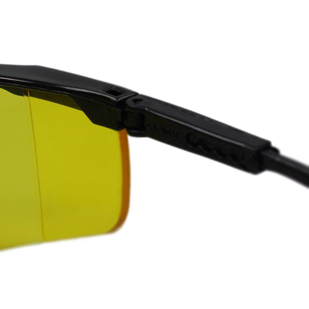 Óculo de Proteção Amarelo- RJ - Imagem zoom